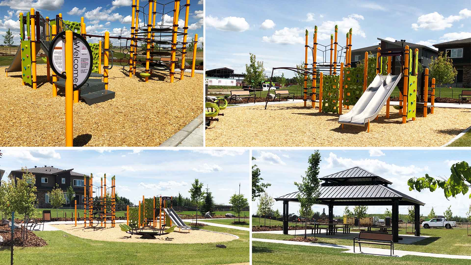 Arbours-of-Keswick-new-homes-in-edmonton-playground-in-south-west-edmonton