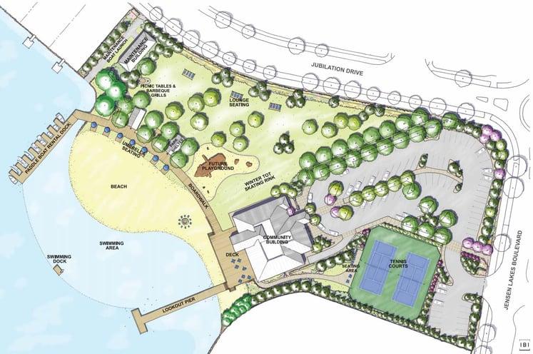 Jensen-lakes-in-st-albert--for-custom-home-builders-beach-details