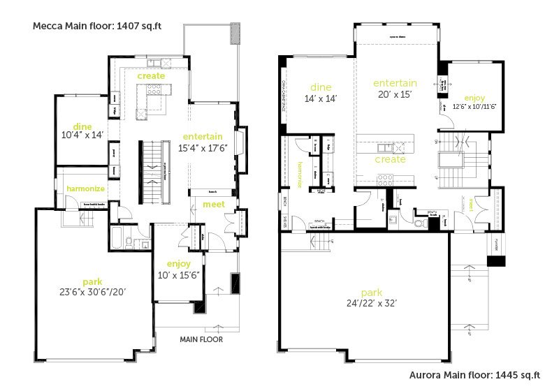How to properly read floor plans and what details to look for